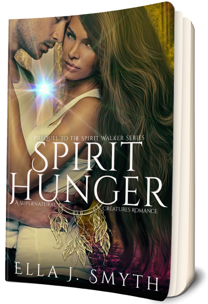 spirit hunger 3D book cover small
